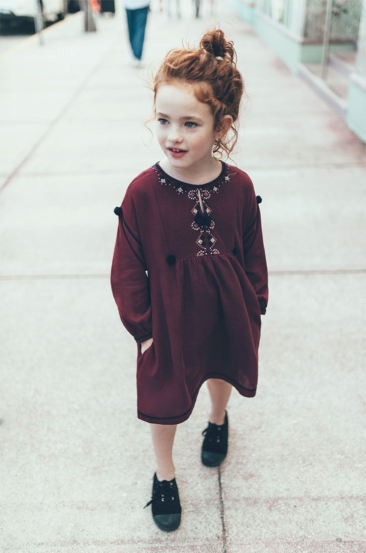 Pin On Kids Fashion Girl Clothes