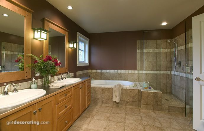 And I thought our bathroom was large!