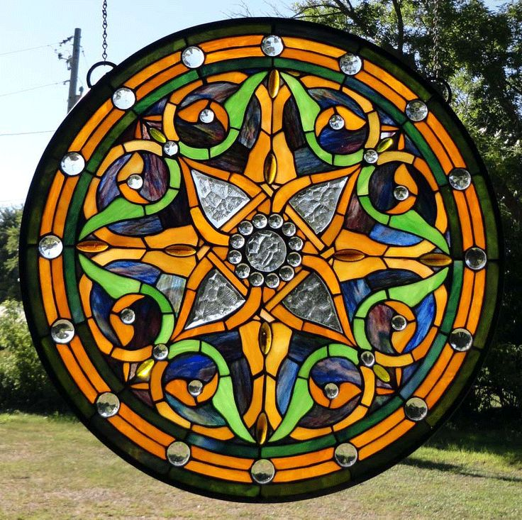 17 Best images about Stained Glass Window Panels on