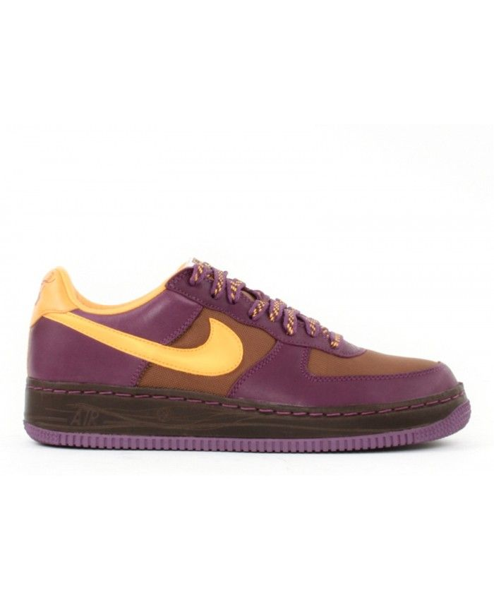 Air Force 1 Low Insideout Bison, Pro Gold-Vintage Purple 312486-272