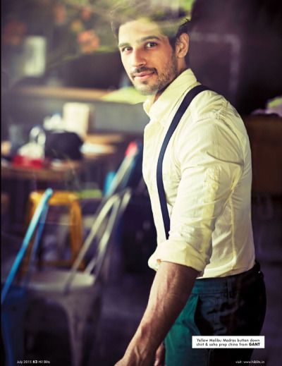 Sidharth Malhota .... mr. Perfect