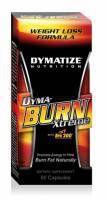 DYMATIZE Dyma Burn Extreme - fat-burner, czyli morderca tłuszczu. #burn #sport #fitness #fit