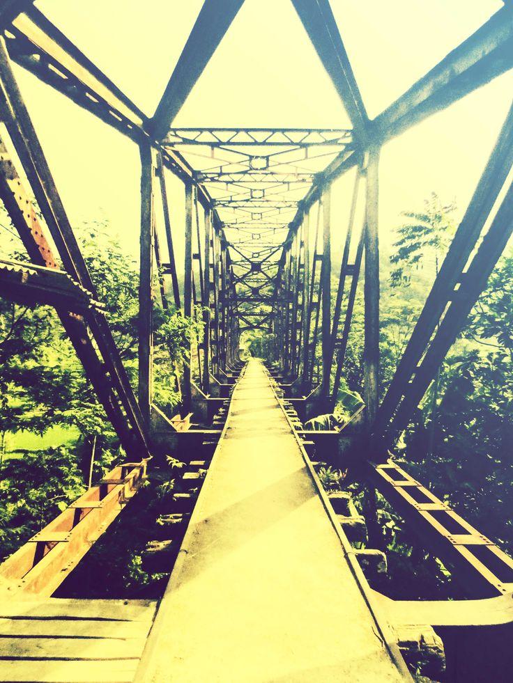 Cukanghaur 2015, Old bridge