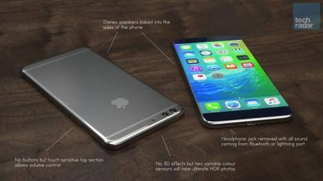 Updated: iPhone 7 release date news and rumors -> http://www.techradar.com/1303990  iPhone 7 release  date news and rumors  Update: Has the iPhone 7's release date been hiding in plain sight? Is Apple making special headphones for it? Will it really be waterproof? Will it come in blue as well? And has the first proper chassis look been leaked?  Want to know the iPhone 7 release date or all the incoming features? You've come to the right place. It could be a big change this year as the iPhone…