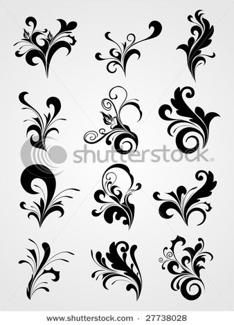 17 best ideas about scroll tattoos on pinterest swirl tattoo ornate tattoo and infinity tattoos. Black Bedroom Furniture Sets. Home Design Ideas