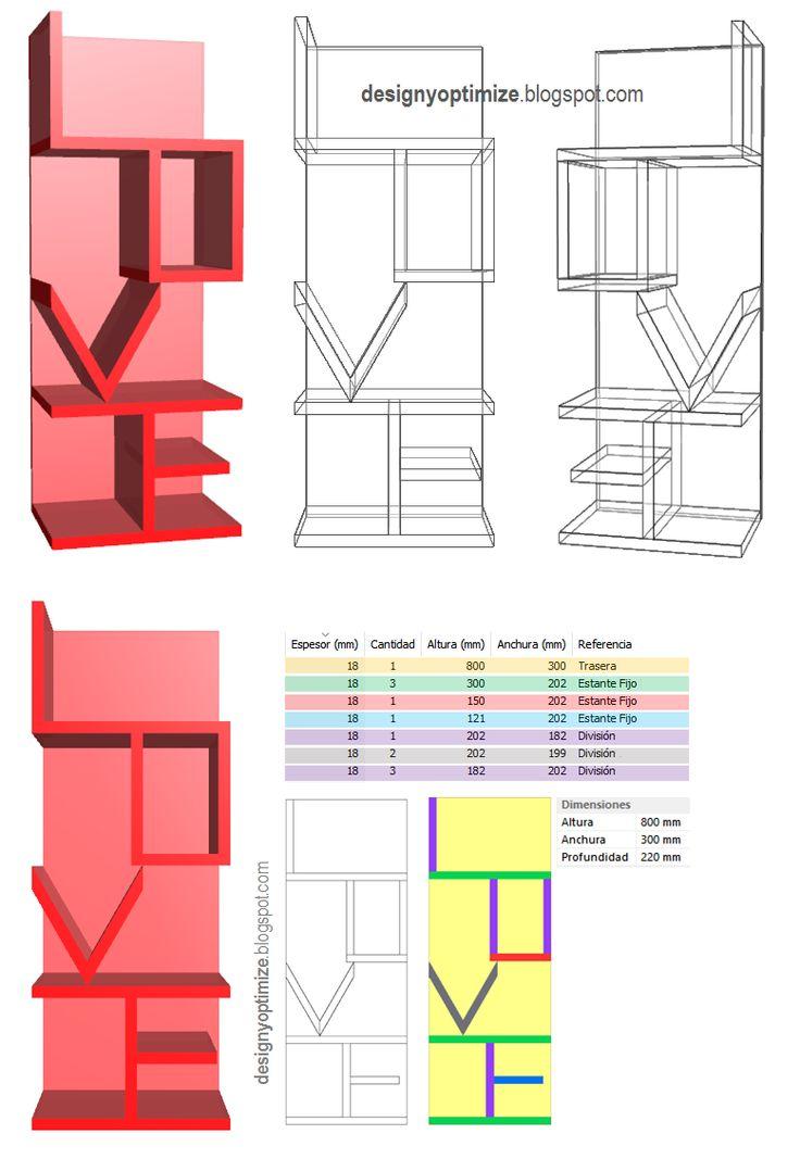 Mejores 94 imágenes de Diseño de Muebles en Pinterest