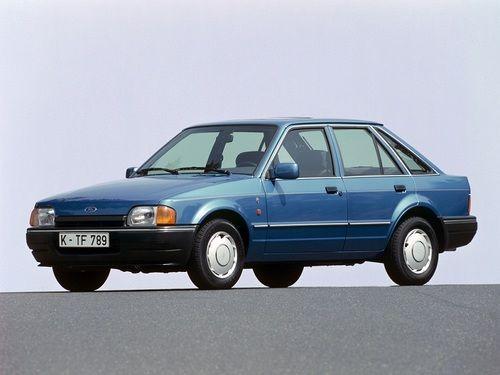 Ford Escort (1986)