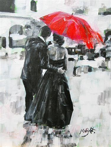 """""""Slipped Away"""" - by Molly Wright.... ~Acrylic"""
