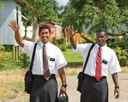 Mormon Missionaries are no longer like Helaman's Stripling Warriors. Today's missionaries deserve a unique, more fitting comparison.
