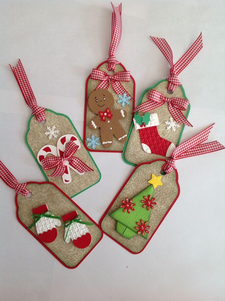 7 mejores im genes de navidad en pinterest dulces cosas creativas y navidad - Adornos para regalar en navidad ...