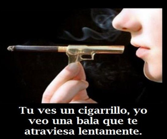 Por qué es necesario dejar fuma