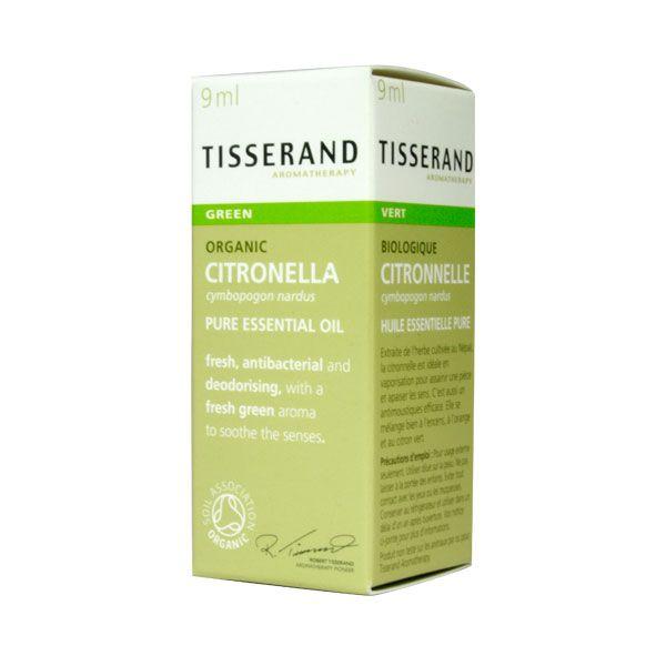 Citronella Økologisk æterisk olier - naturligt middel mod insekter