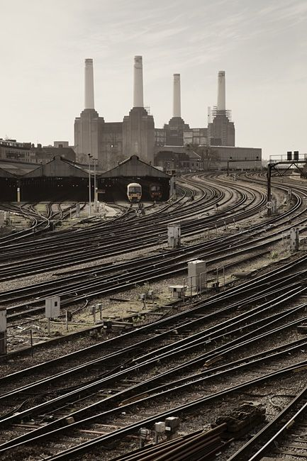 Stills Photo Tours - David Still - London  Battersea Power Station