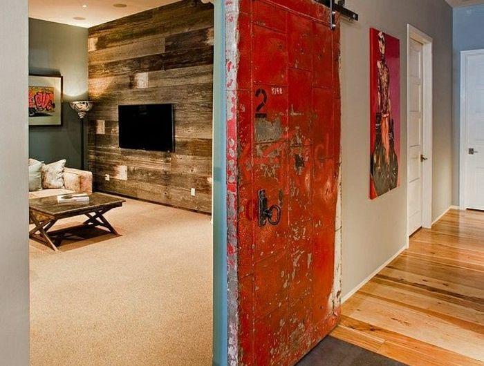 Die besten 25+ Industrie stil office design Ideen auf Pinterest - industrieller schick design dachwohnung