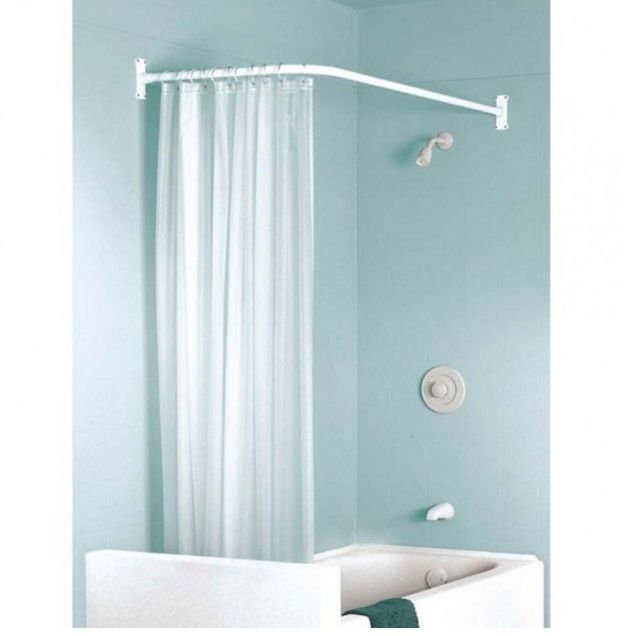 Corner Shower Curtain Rod Bed Bath And Beyond Best
