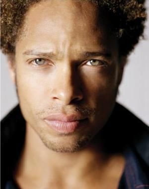 Gary Dourdan. CSI was never the same without super hot Warrick. Shame he's such a bum now :(