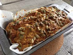 Recipe: Paleo Pumpkin Bread with the Thermomix