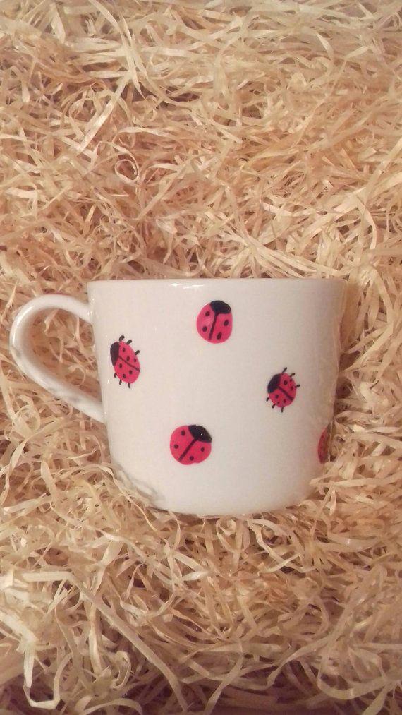 Check out this item in my Etsy shop https://www.etsy.com/uk/listing/503301465/ladybird-mug-ladybird-mug-garden-nature