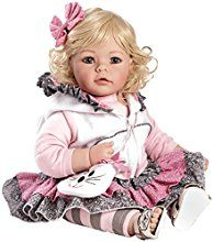 Amazon.com: Holiday Toy List: Parent Picks: Toys & Games, This doll looks almost human