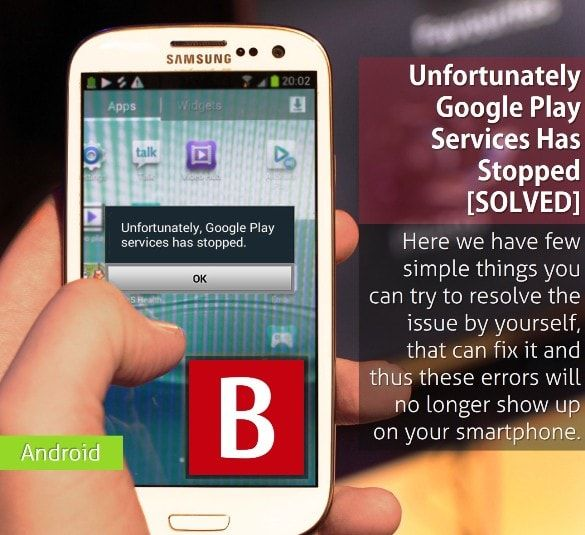 """[Updated 2016] Fix & solve Unfortunately Google Play Services Has Stopped message continually popping up on the screen. Your play store app down and Android developer service showing an error message - """"Unfortunately Google Play Services Has Stopped"""" by Google framework services. Learn how to solve PlayStore errors quickly."""