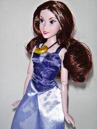 The Little Mermaid: Vanessa doll
