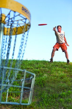 10 things you don't know about disc golf, but should. Charlotte Magazine.