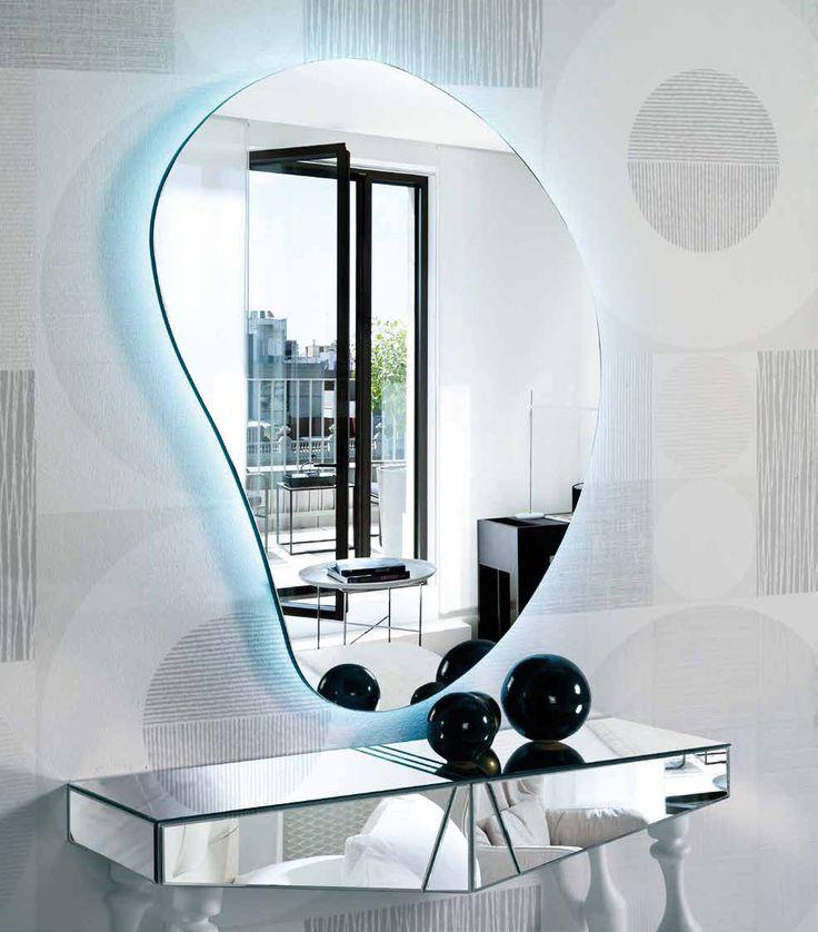 con un diseo nico y con materiales de primeras calidades la nueva coleccin de espejos modernos