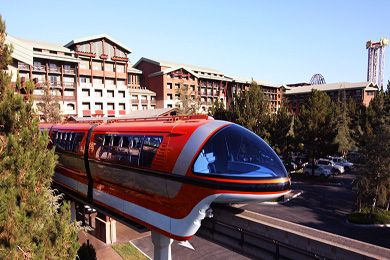 Disney's Grand Californian Hotel & Spa Planning and Tips Photo - Copyright Disney
