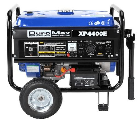 duromax watt portable electric gas power rv generator in home u0026 garden tools generators