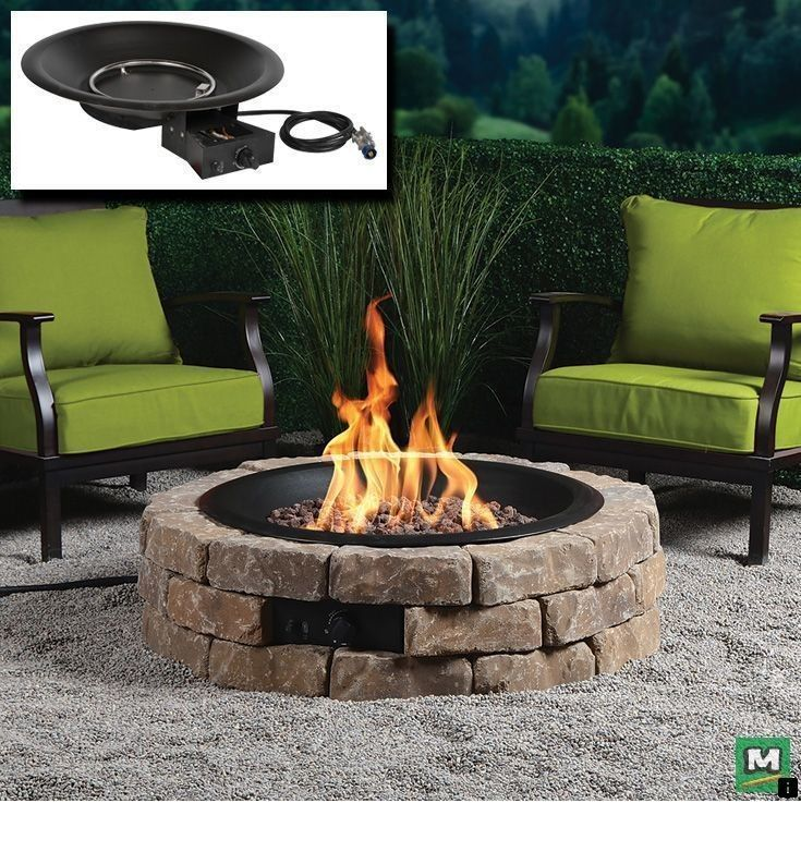 Looking At Our Website Is Time Well Spent Read More About Propane Outdoor Fire Pit Table Please Click Her Fire Pit Backyard Gas Fire Pit Insert Backyard Fire