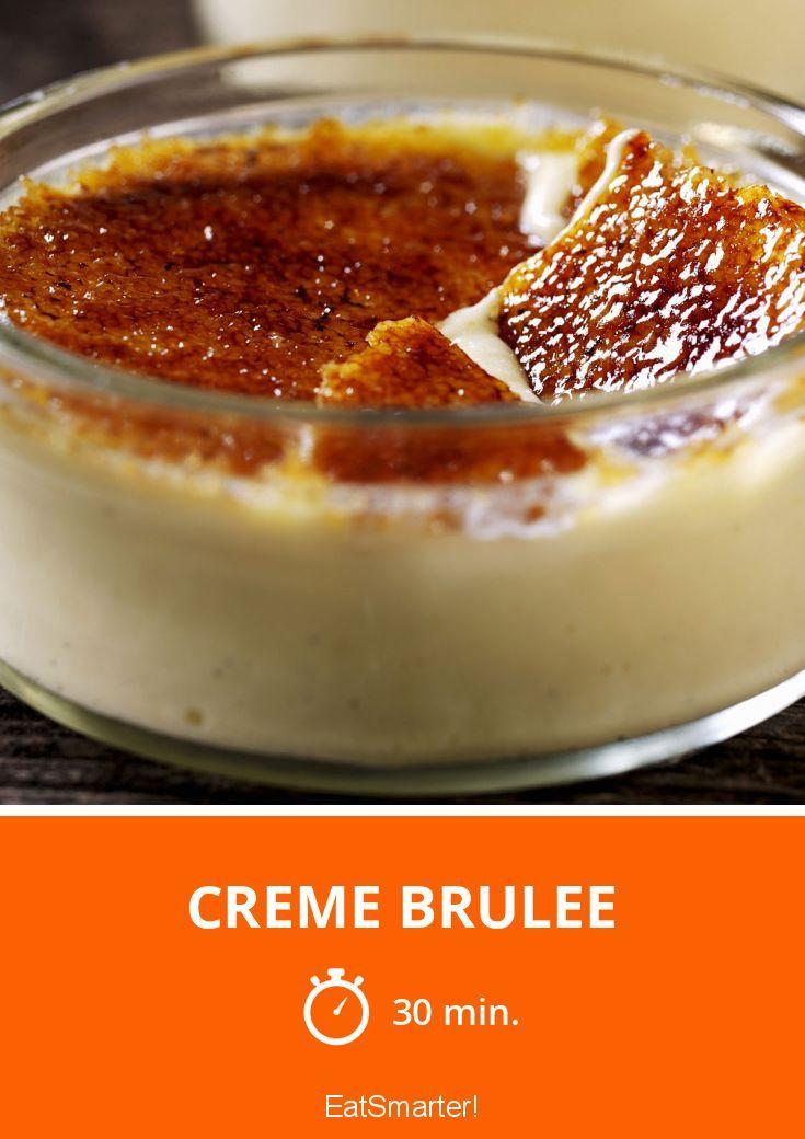 Creme brulee - smarter - Zeit: 30 Min.   eatsmarter.de