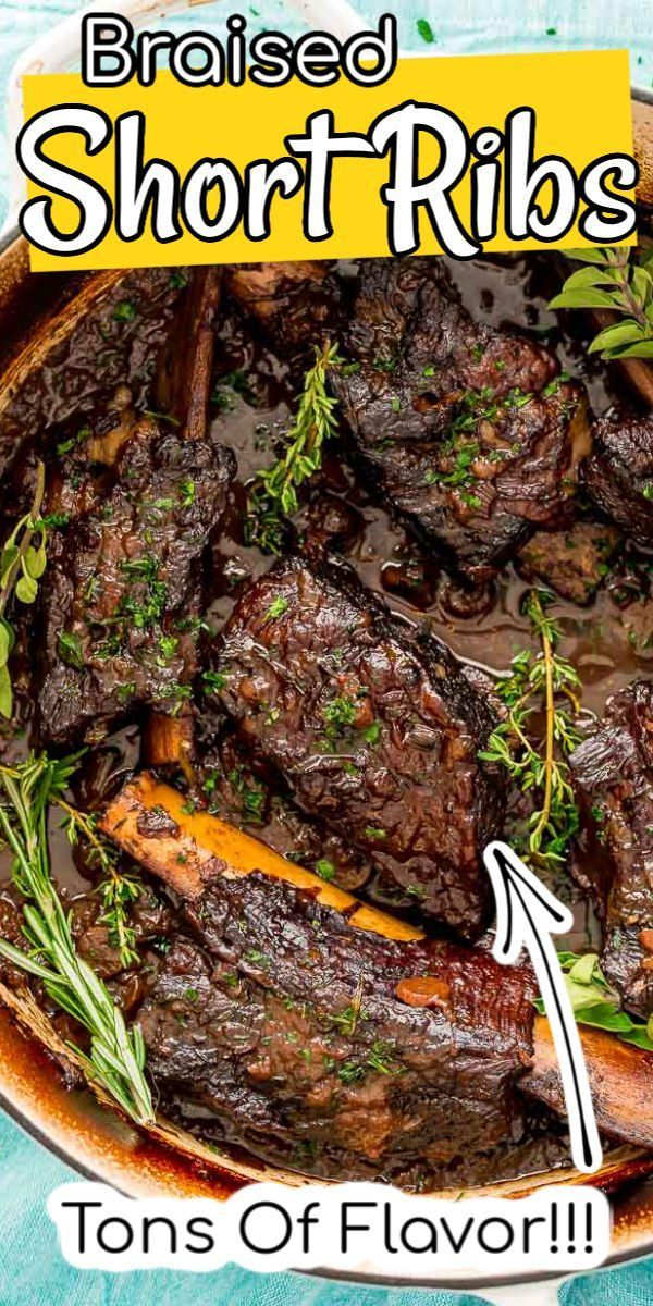 Braised Beef Short Ribs Recipe Sugar And Soul Beef Short Rib Recipes Beef Ribs Recipe Rib Recipes
