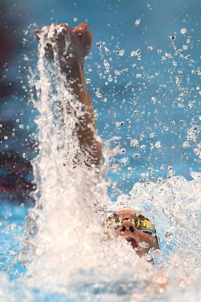 Michael Phelps Photos Photos - Michael Phelps of the United States competes in a semi-final heat for the Men's 200 Mweter Individual Medley during Day Five of the 2016 U.S. Olympic Team Swimming Trials at CenturyLink Center on June 30, 2016 in Omaha, Nebraska. - 2016 U.S. Olympic Team Swimming Trials - Day 5