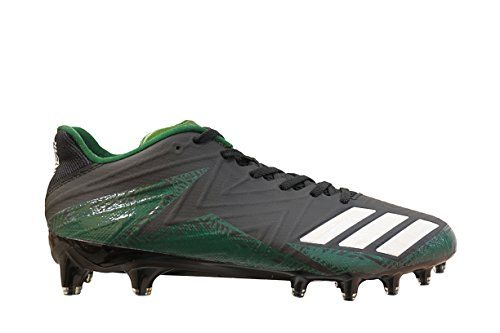 bd706c28251 adidas Freak X Carbon Low Cleat Mens Football 7 Core BlackWhiteDark Green      Click for more Special Deals  AdidasFashion