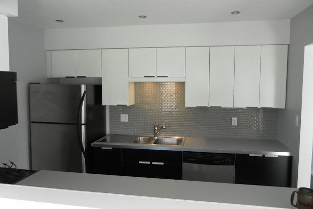 Casa Di Villani : Flashback to Our First House Flip. Here is an after shot our our #kitchenrenovation in our #rentalproperty. Click to visit and ready about hubby and my first house flip,