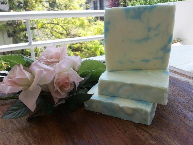 Anise soap - smells like greek ouzo!