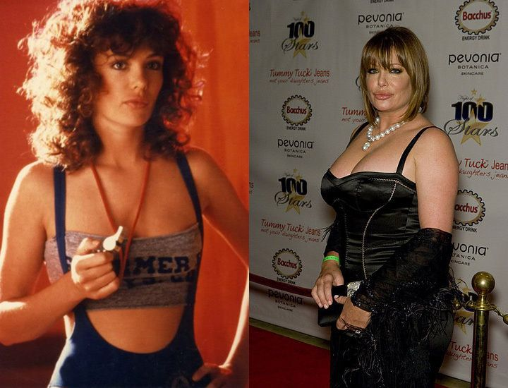"""Kelly LeBrock - She starred in the film Weird Science by John Hughes. She also gained fame as a Pantene spokeswoman whose line """"Don't hate me because I'm beautiful"""" has become a pop-culture catchphrase"""