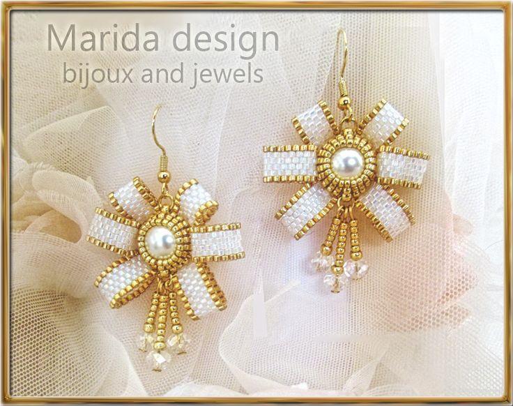 """""""Marry Me"""" earrings"""