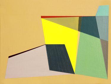 "Saatchi Art Artist Laura Quesada; Painting, ""19:49"" #art"