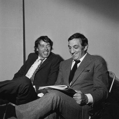 Jacques Brel et Lino Ventura - L'Emmerdeur