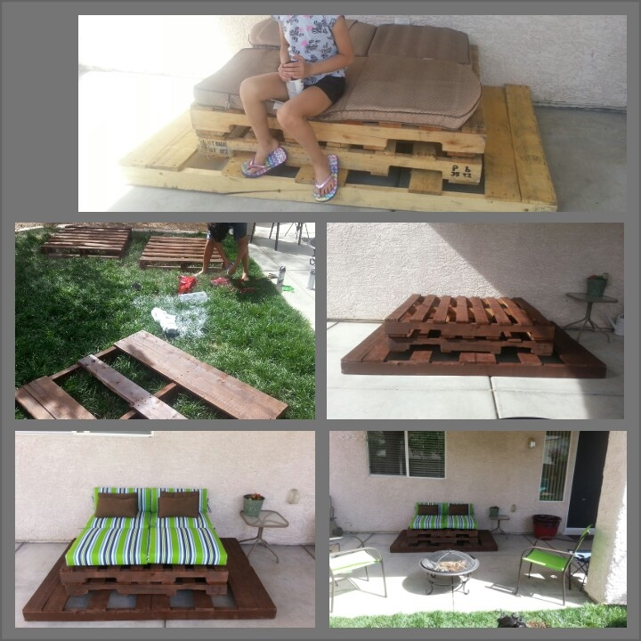 how to start a pallet furniture business