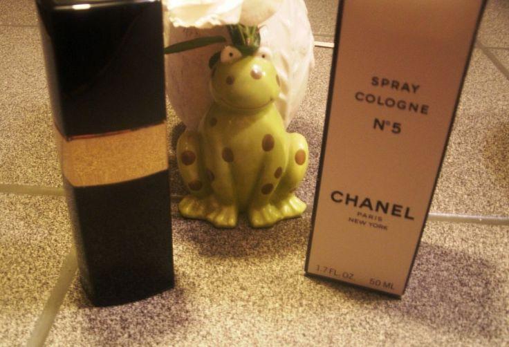 Vintage 1987 Chanel no 5 eau de cologne spray 1.7 oz #Chanel