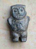 Mapuche. Stone flute / pfilka