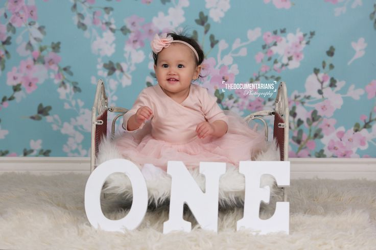 1st Birthday photography session by The Documentarians Photography