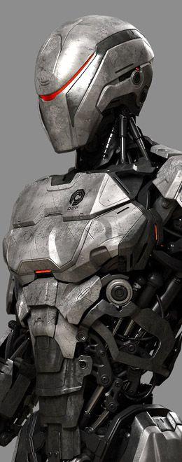 Policía de un futuro hipotético, ilustrado en la película de Robocop del 2014. CLICK the PICTURE or check out my BLOG for more: http://automobilevehiclequotes.tumblr.com/#1506211337