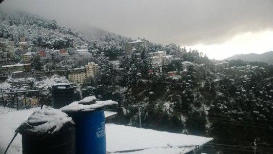 Snowfall 2013