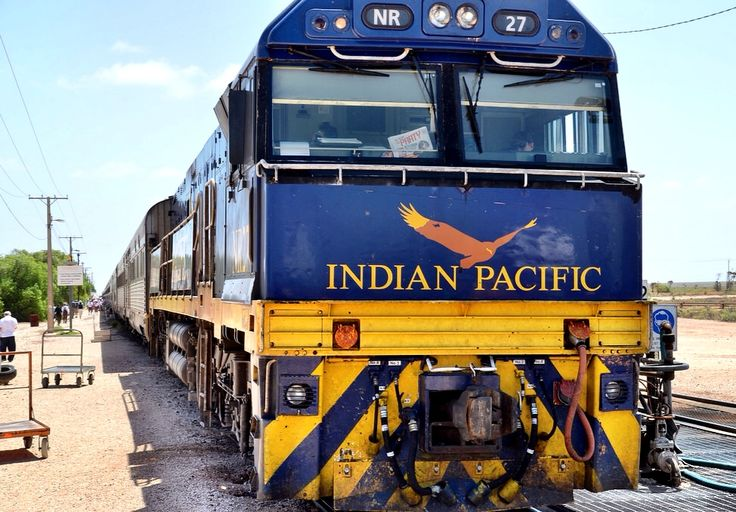 Luxury Experience Onboard the Indian Pacific Train in Australia