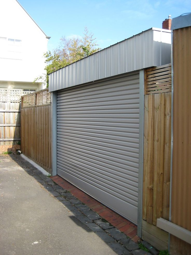 17 best images about fence idea on pinterest entry gates for Garage fence