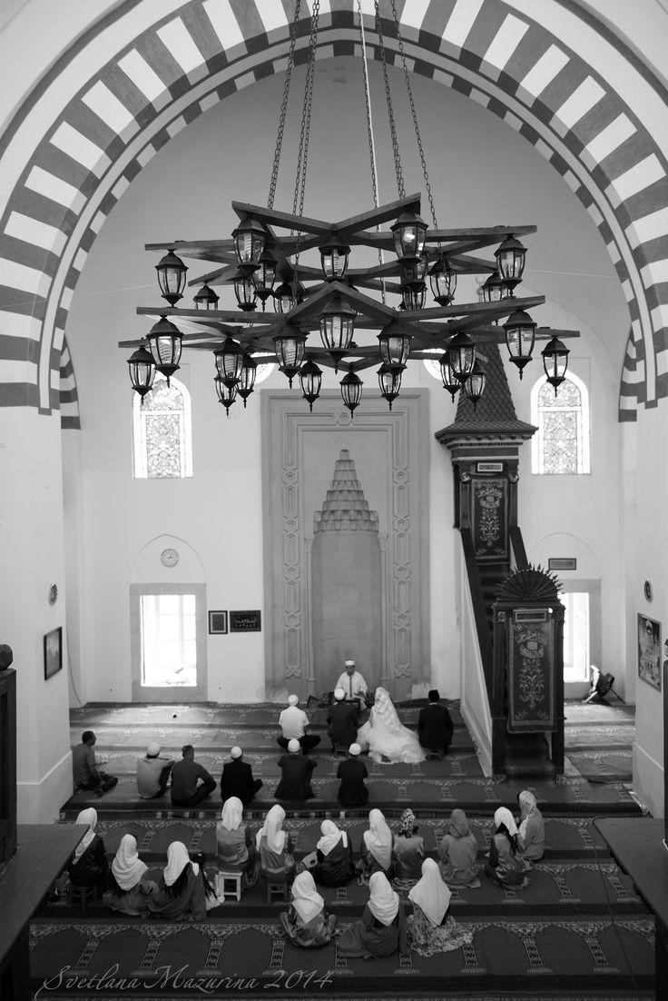 никях мечеть Джума-Джами