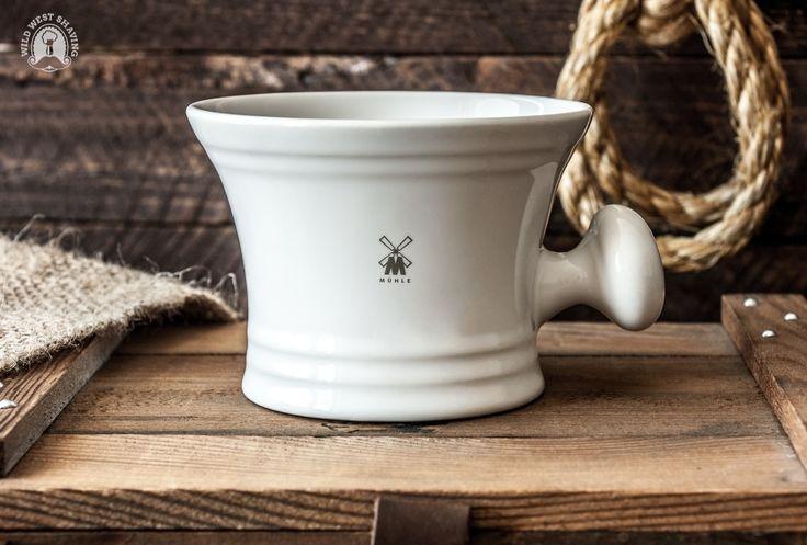 MÜHLE - Porcelain mug RN 4 (white)